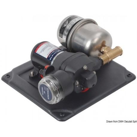 Système intégré autoclave et réservoir d´accumulation EUROPUMP
