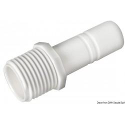 WHALE raccord cylindrique + mâle ½ BSP