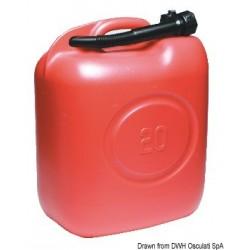 Jerricans pour carburant en « Eltex »