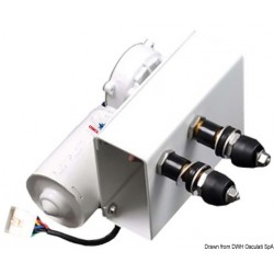 Moteur série 100 W pour bras max 900 mm et brosses max 1000 mm