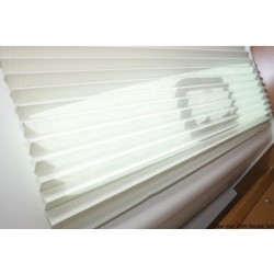 Pleated blind OCEANAIR SkySol PleatedShade for portholes and small windows