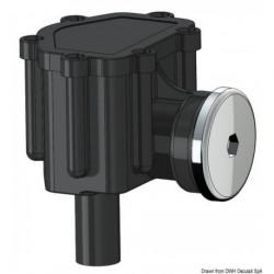 Évent carburant avec trappe anti-reflux Fuel-Lock