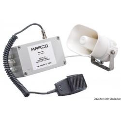 Avertisseur/sifflet électronique multifonctions MARCO