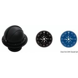 Modèle à encastrer + dôme de protection télescopique