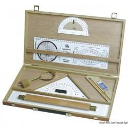 Kit de cartographie en bois