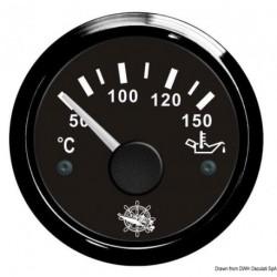 Indicateur de température de l'huile