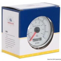 Speedomètre / compteur milles GPS sans transducteur