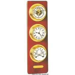Tablette verticale 3 instruments en acajou - BARIGO