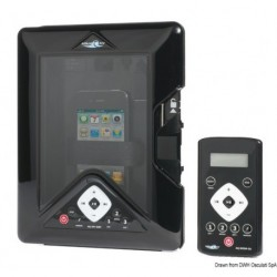 AQUATIC AV AQ-DM-5UBT watertight tuner/box