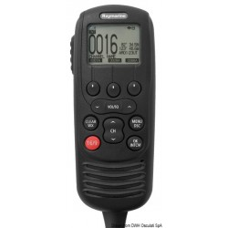 VHF RAYMARINE Ray260 radio, fixed mounting