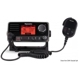 Radio RAYMARINE VHF Ray60/Ray70
