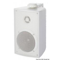 CABINET Range - 2-Way Stereo Speaker for external/internal mounting