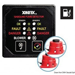 Détecteur de gaz essence XINTEX G-2B-R