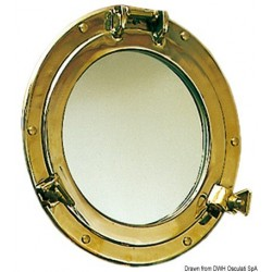 Miroir hublot OLD MARINA