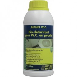 MATT CHEM - BIONET W.C. - Bio-détartrant WC