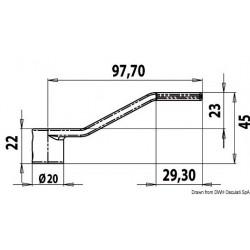 Cames / leviers de rechange pour lève-plancher