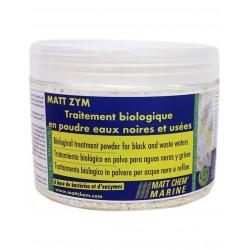 MATT CHEM - MATT ZYM - Traitement biologique en poudre eaux noires et usées