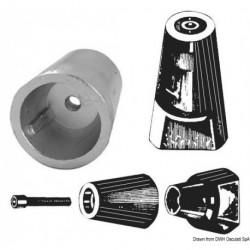 Ogives axes hélice avec filetage standard