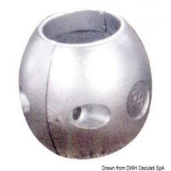 Anode noix d'arbre en zinc,couplage DPH/DPR