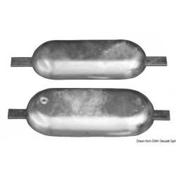 Anodes magnésium à souder