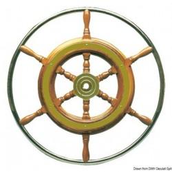Barre à roue classique avec cerclage externe en inox