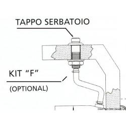 Timonerie hydraulique ULTRAFLEX pour moteurs hors bord jusqu'à 300 HP