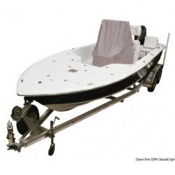 Bâche de tableau de bord pour bateaux à plats-bords bas