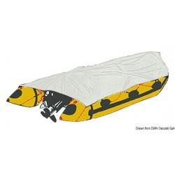 Bâches pour canots à pointe ronde
