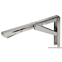 Bras pliable pour tables