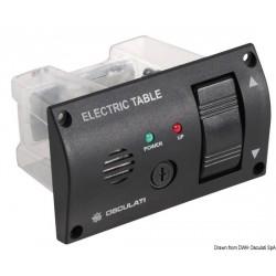 Tableau de commande pour pied de table électrique