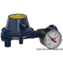 Régulateur de pression 30 Mb avec manomètre