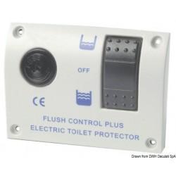 Tableau électronique de commande universel pour wc électriques