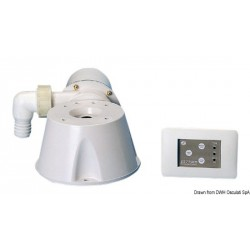 Kit pour transformer des toilettes à main ou électriques type SILENT