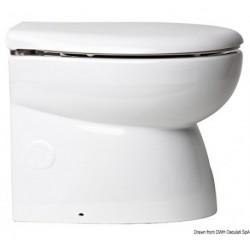 WC VACUUM BLUE WAVE Modèle Élégant bas avec pompe 'SILENT' 80 dB