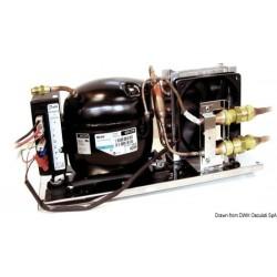 Unité réfrigérante ISOTHERM by Indel Webasto Marine Secop avec évaporateur ventilé VE150