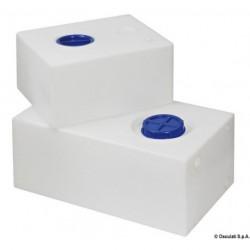 Réservoirs rigides pour eau potable