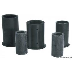 Bagues pour transmission entièrement en caoutchouc - dimensions en millimètres