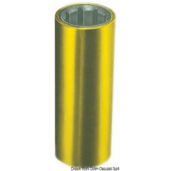 Bagues pour transmission avec renfort externe en laiton - dimensions en millimètres