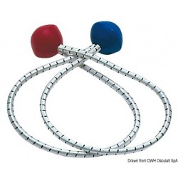 Ferlettes à boules en plastique