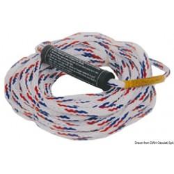 Corde haute résistance pour tracter des engins gonflables