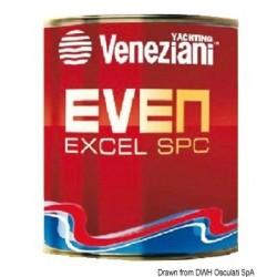 Anti-fouling auto-polissant à base de cuivre VENEZIANI Even Excel SPC