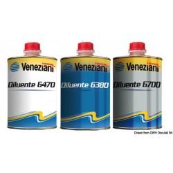 Diluants, sous couche et autre produits Veneziani