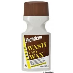 """Détergent et produit qui fait briller YACHTICON WASH and WAX"""""""""""