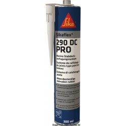 Polyuréthane élastique mono-composant SIKAFLEX 290 DC PRO