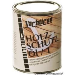 Traitement du Teck/bois à basse viscosité YACHTICON