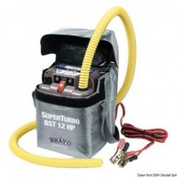 Gonfleur / dégonfleur BRAVO Superturbo, pression réglable