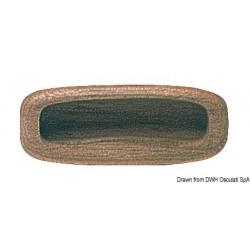 Poignée pour petite porte ou porte ovale ARC