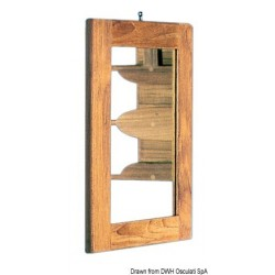 Miroir pour toilettes ARC