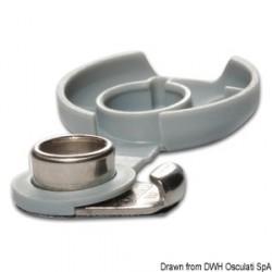 Capuchon en plastique boutons pression Q-SNAP