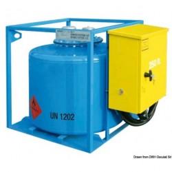 Station de pompage du carburant portable homologuée ADR